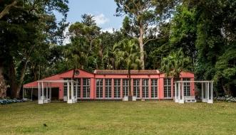 Jardim José do Canto - Estufa