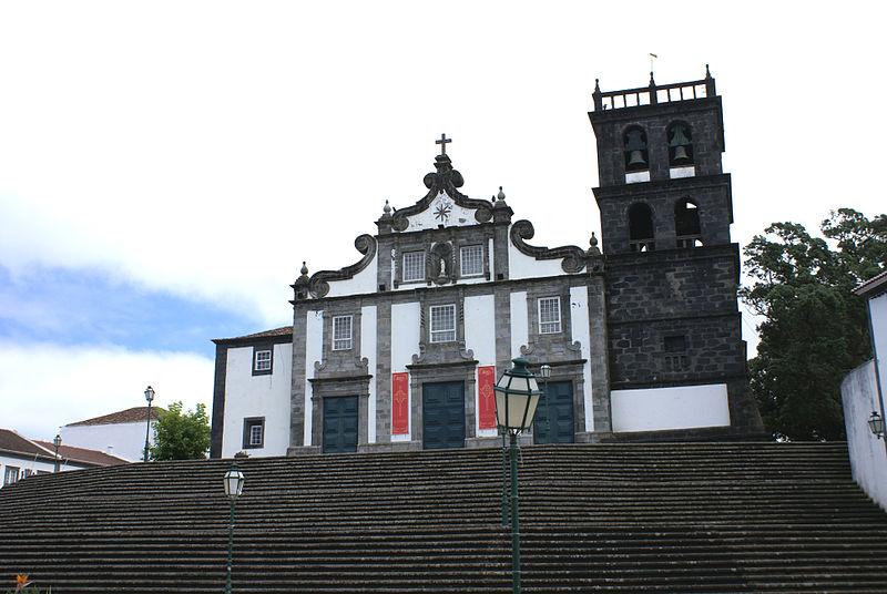 Igreja Matriz Ribeira Grande