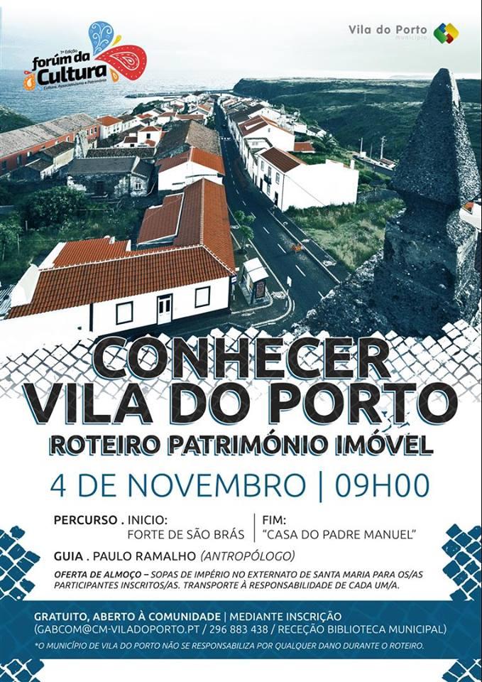 Conhecer Vila do Porto