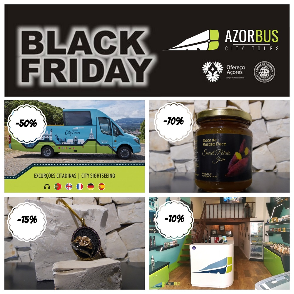 Black Friday AzorBus
