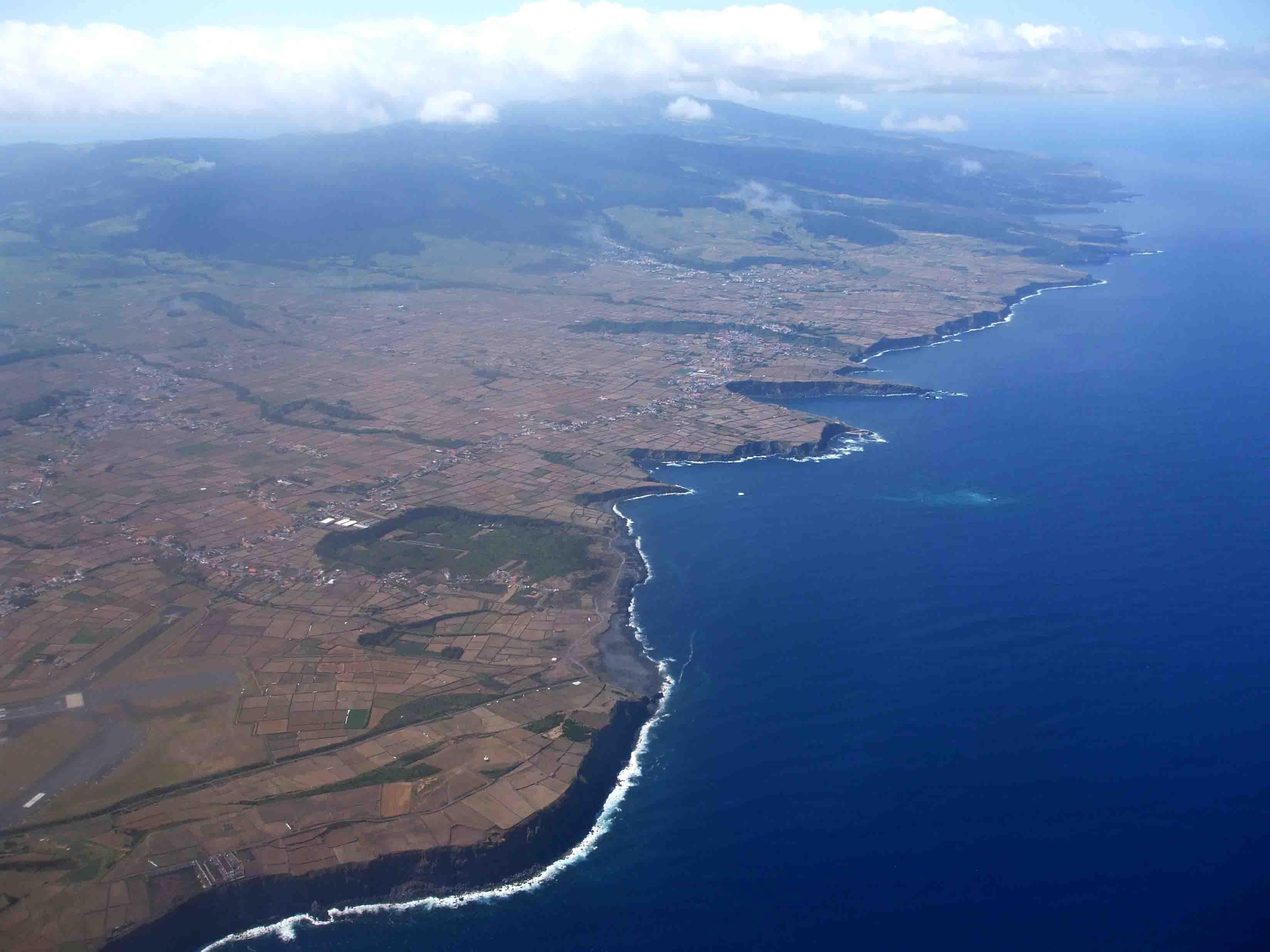 Ilha Terceira Costa Norte