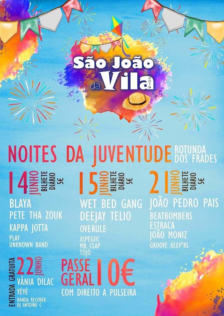 São João Vila Franca do Campo 2019